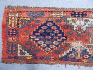 Old Türkmen Beshir Torba Size.46x176cm