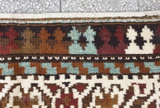 Authentic kilim from ARDAQ village of Qazvin province