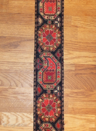Ref 1435 Lakai belt.  Nineteenth century in good condition with original ikat lining. www.purdon.com