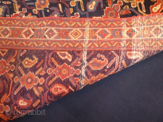 1615 Afshar, circa 1900. Natural dyes and in good condition with out restoration. 4;4 x 3'3 - 133 x 98