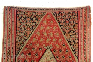 Fine Antique Senneh, Sanandaj, 19th century, 
