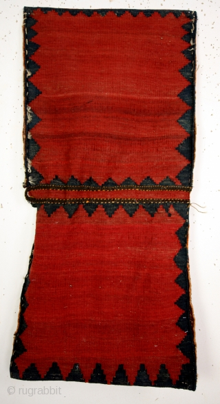 complete dubbel bag of the Qashqai nomads. 
