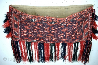 Torba, Ersari Beshir, complete, in perfect condition. 