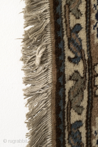 Ardebil rug, Konaghend design.
