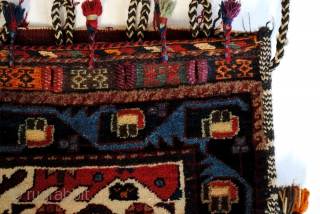 Tribal Afshar bag. 