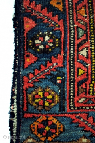 Prayer rug, Koerdish, 1930-1940. 