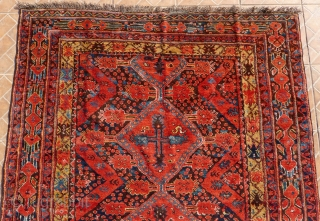 Ersari Beshir Main Carpet, Circa 1880-1890, 