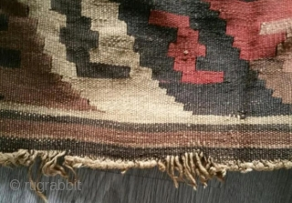 Kelim (Sashaven?) Size: 193 x 340cm, in great condition