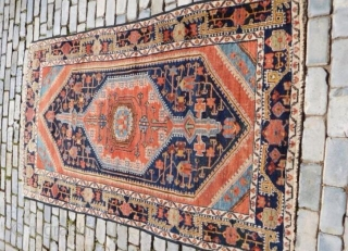 Hamadan 131 x 205 cm, in good condition,