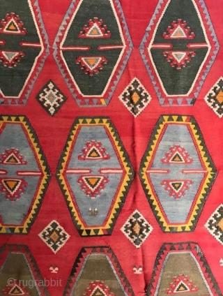 Kelim / kilim, 254 x 334 cm, in good condition