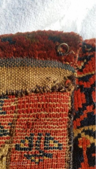 Beshir Torba Turkmenistan Wool on Wool, Excellent condition, 110 x 40 cm