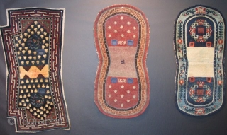 "Some highlights from the Piccus Collection of Tibetan Rugs at Asian Art, San Francisco February, 2012.  The Book,""Sacred & Secular: The Piccus Collection of Tibetan Rugs"" is available at the show  ..."