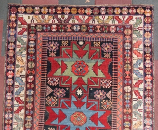 Shirvan Leshgi eug very nice colors and very good condition all original