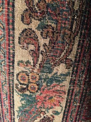 Antique Bijar 244x160 cm