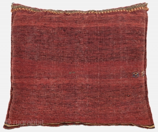 Luri bag, Late 19th century, Top condition, High pile with all natural colours, Not restored, Size: 76 x 62 cm. ( 29.9 x 24.4 inch ). www.sadeghmemarian.com
