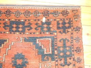 Türkmenischer Ersari Torba 133x50cm