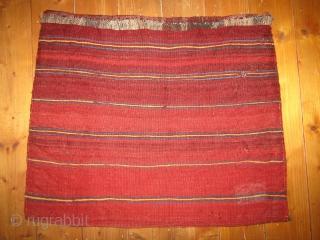 Gaschgai Satteltasche 65x55cm in sehr gutem Zustand