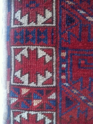 Early tall Afghan Ensi.