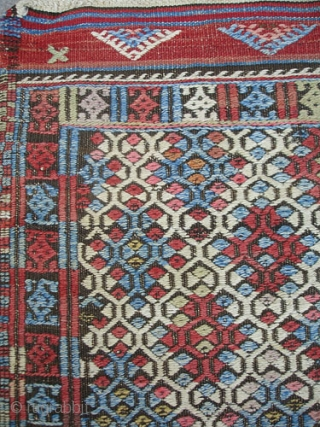 NW Anatolia sofrah 90 x 118 cm.
