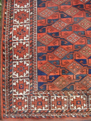 Ersari Beshir rug circa 1900 – 1920			