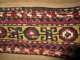 Khorassan half saddlebag 19th cent. 