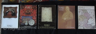 Hali Magazine: