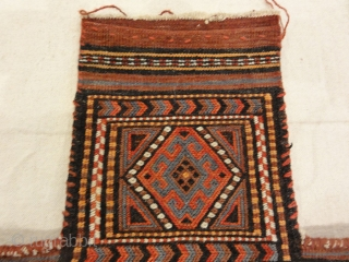 Antique Shahsavan Salt Bag