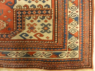 The antique Kazak rugs, with their beautiful vegetable dyes and tribal patterns, are among the most prized and exciting Caucasian rugs. Kazak rugs may have allover patterns, they are best known for  ...