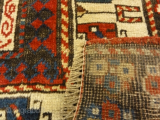 Caucasian Marriage Rug From 1880s