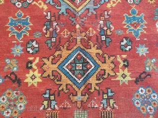Rabat, ca. 1850, attached on linen, 118 x 340 cm