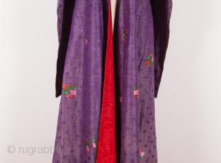 Tajik Silk Chapan
