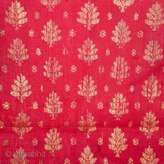 Indian Brocade 108 x 137 cm / 3'6'' x 4'5''