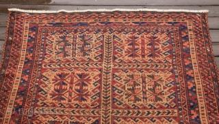 Baluch Rug 97 x 150 cm / 3'2'' x 4'11''
