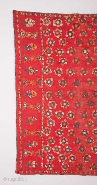 Sind Embroidery 140 x 216 cm / 4'7'' x 7'1''
