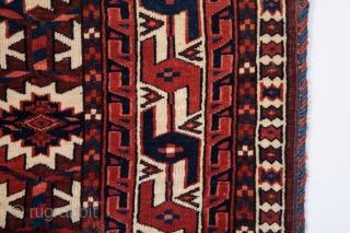 Turkmen Yomud Asmalyk 70 x 128 cm / 2'3'' x 4'2''