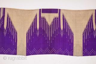 Syrian Silk Aba Half 65 x 274 cm / 2'1'' x 8'11'