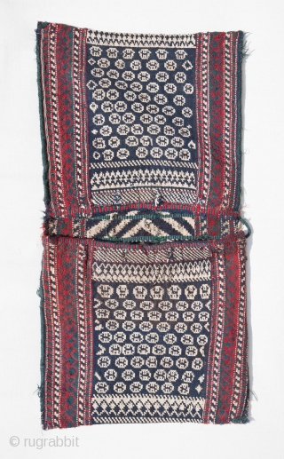 Warp Faced South Persian Bags 43 x 82 cm / 1'4'' x 2'8''