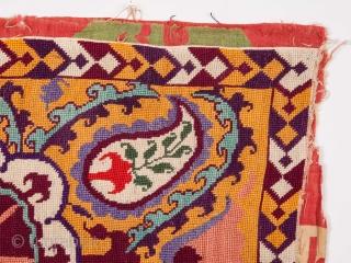 Uzbek Cross Stitch Embroidery 31 x 49 cm