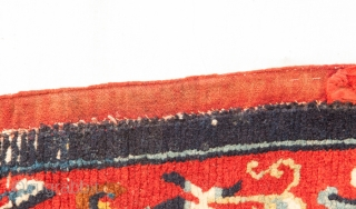 Tibetan Saddle 63 x 122 cm / 2'0'' x 4'0''