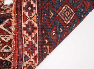 Persian Pile Mafrash Panel