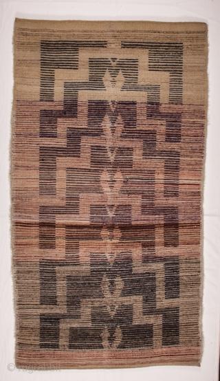 Anatolian Tulu Rug 113 x 209 cm / 44 x 82 inches