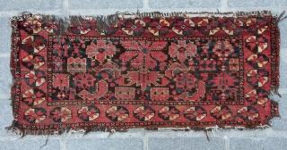 Turkmen Beshir Torba  103 x 45 cm