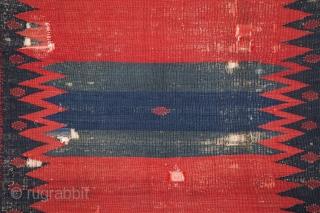 Afshar sofreh 97 x 102 cm  / 38.19'' x 40.16''
