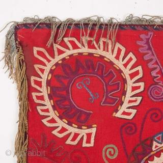 Uzbek Lakai Embroidery 51 x 53 cm