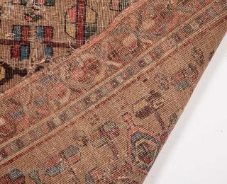 Bidjar Rug Fragment 117 x 145 cm