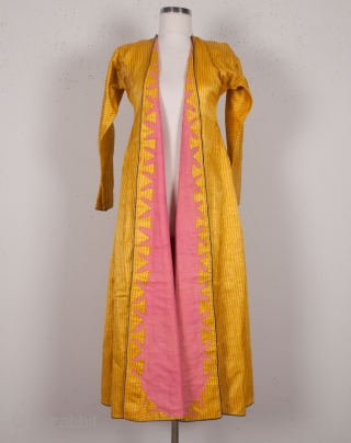 Syrian Satin Silk Coat