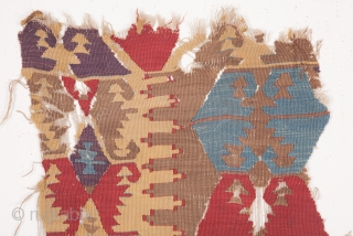 Anatolian Kilim Fragment 63 x 140 cm