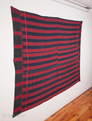 Silk And Cotton Shawl , Waziri  