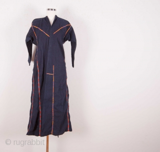 Syrian Indigo Coat