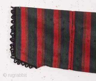 Western Anatolian  ( Pomak ) wool Costume